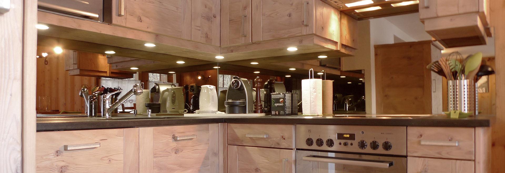 Chaletrenovierung und home staging immobilia grimentz for Innendekoration chalet