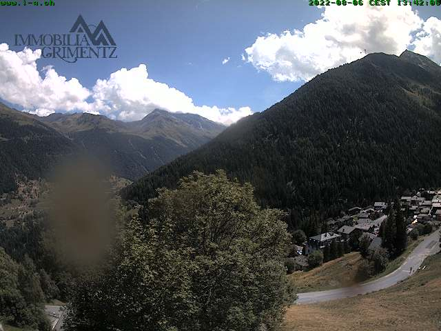 webcam Grimentz - Zinal