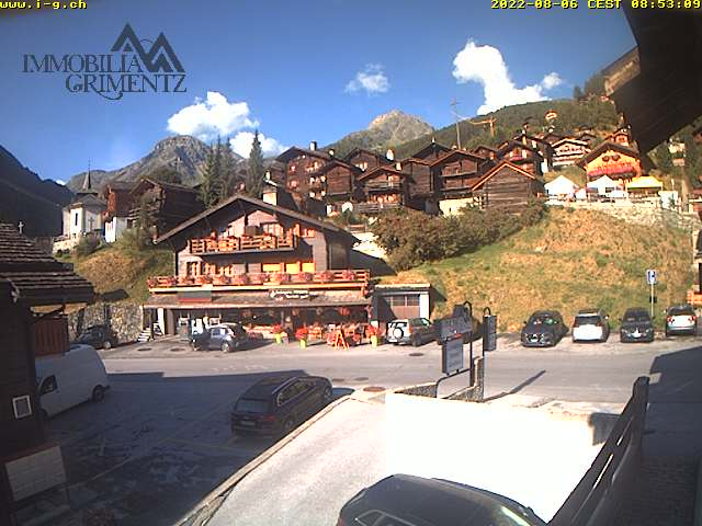 Webcam not available for Grimentz Village