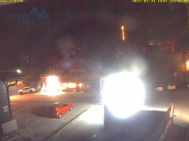 Grimentz: Village